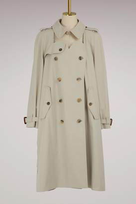 Maison Margiela Destructured trench coat