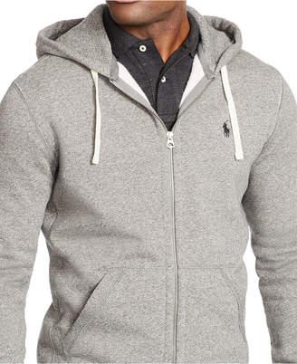 Polo Ralph Lauren Men Hoodie, Core Full Zip Hooded Fleece