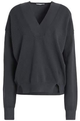 Dagmar House Of Pointelle-Knit Sweater