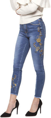 Dex Vintage Embrodiered Jeans