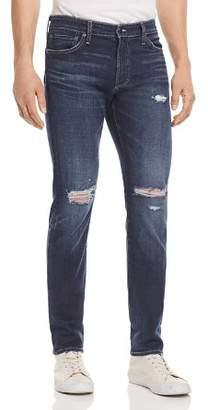 Finn S.M.N Studio Tapered Slim Fit Jeans in Tuck - 100% Exclusive