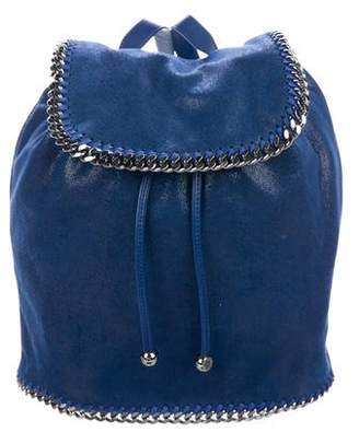 Stella McCartney Shaggy Deer Falabella Backpack