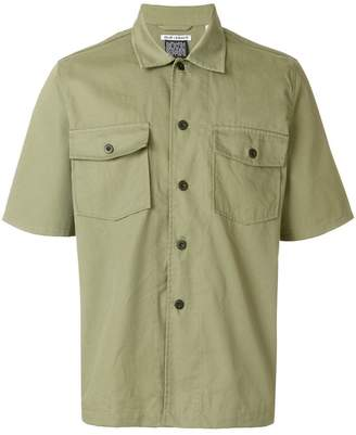 Our Legacy chest pocket short sleeve shirt