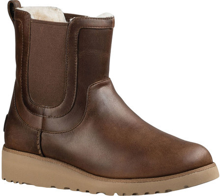 UGGWomen's UGG Britt Leather Chelsea Boot