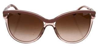Stella McCartney Gradient Oversize Sunglasses