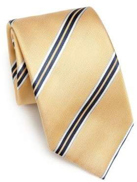 G Star Wide Stripe Silk Tie