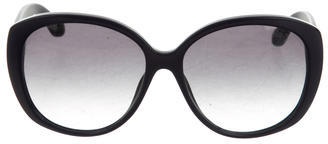 Marc Jacobs Oversize Tinted Sunglasses $65 thestylecure.com
