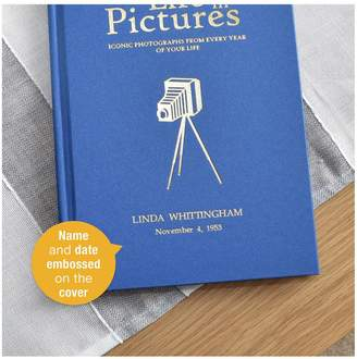 Very Personalised Your Life In Pictures Book