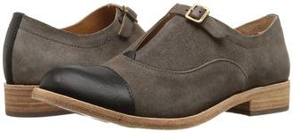 Kork-Ease - Niseda Women's Hook and Loop Shoes $175 thestylecure.com