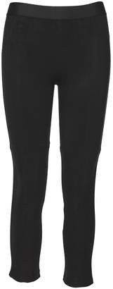 David Lerner New York Microsuede Seamed Legging
