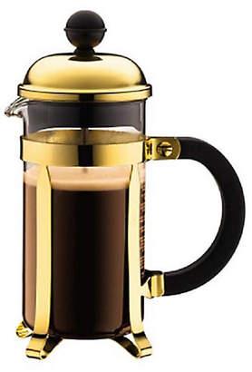 Bodum (ボダム) - [bodum] 【YY】シャンボール フレンチプレスコーヒーメーカー ゴールド