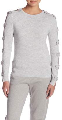 Ted Baker Bow Sleeve Detail Jumper