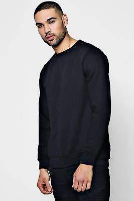 Lightweight Basic Crew Neck Sweater