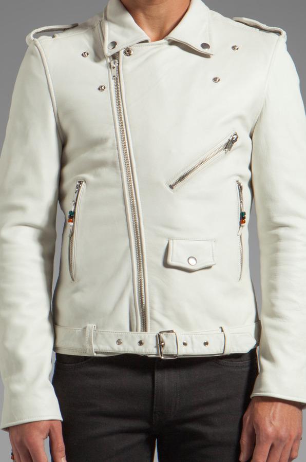 BLK DNM Leather Jacket 5