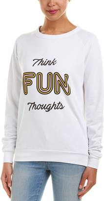 The Laundry Room Fun Thoughts Cozy Sweatshirt
