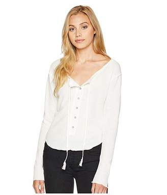 Free People Cecilia Long Sleeve Top