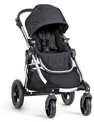 Baby Jogger® city select® Single Stroller in Onyx/Silver $529.99 thestylecure.com