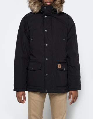 Carhartt Wip Trapper Parka in Black