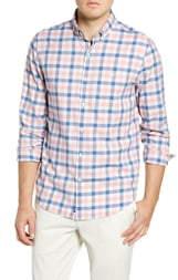 Vineyard Vines Longshore Slim Fit Check Button-Down Sport Shirt