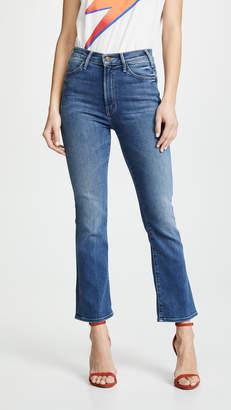 Mother The Hustler Ankle Jeans