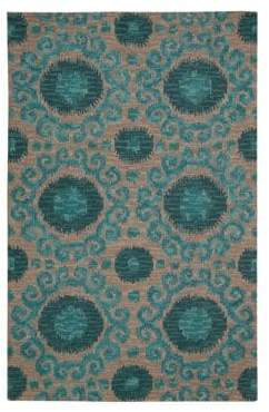 Nourison Rugs Siam Rug Collection- Grey