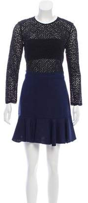 Veronica Beard Bex Mini Dress w/ Tags