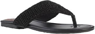 The Sak Sakroots Crochet Thong Sandals - Shana