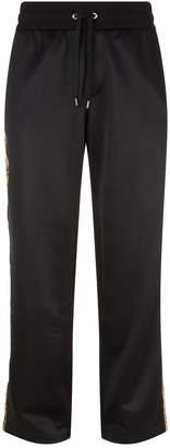 Versace Baroque Stripe Sweatpants