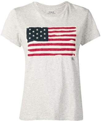 Polo Ralph Lauren vintage flag T-shirt