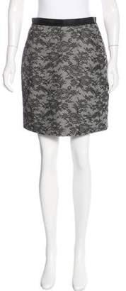 Jason Wu Lace Mini Skirt