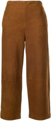 Vince cropped trousers