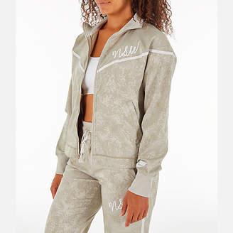 Nike Women's Sportswear Jacquard Track Jacket