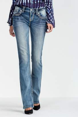 Miss Me Breakthrough Slim Boot Cut Jeans