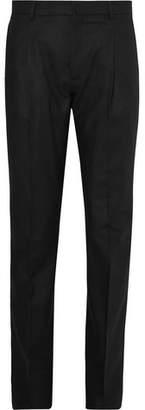 Acne Studios Boston Slim-Fit Pleated Wool Suit Trousers
