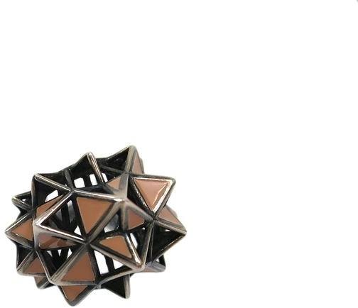 Bottega VenetaBottega Veneta 925 Sterling Silver Ring Size 6.25