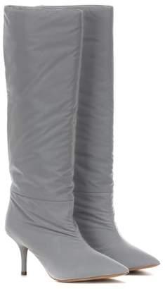8f2e13ab597 Yeezy Reflective knee-high boots (SEASON 8)