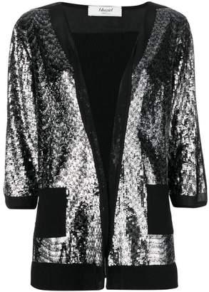 Blugirl sequin embellished blazer