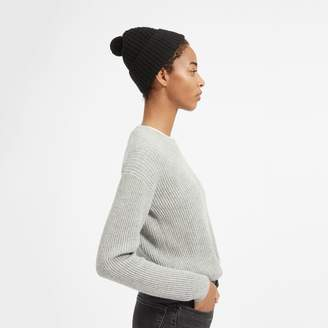 Everlane The Soft Wool Waffle Beanie