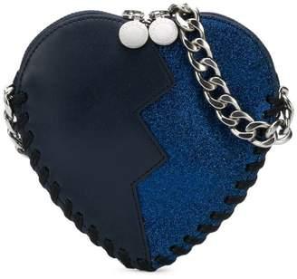 Stella McCartney heart shaped bag