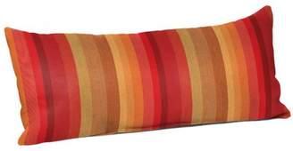 Charlton Home Morrisonville Astoria Sunset Outdoor Lumbar Pillow