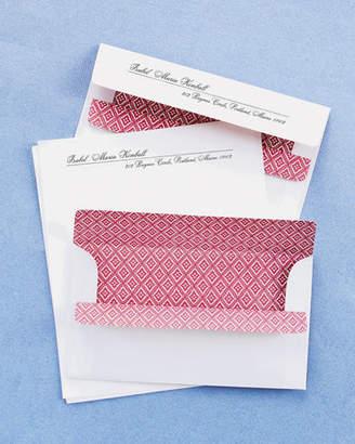 Neiman Marcus 50 Printed Sheets & 50 Self-Seal Envelopes