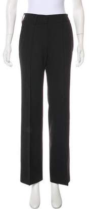 Fendi Mid-Rise Wide-Leg Pants