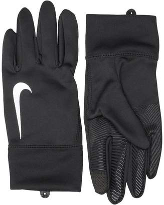 Nike Mens Therma Gloves Black/Black/White