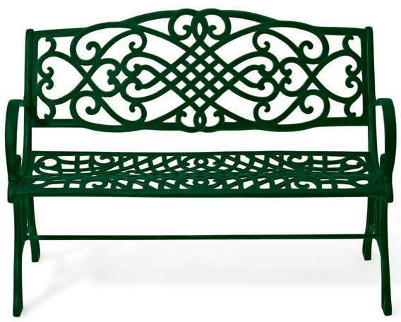 Marlowe™ Bench, Evergreen