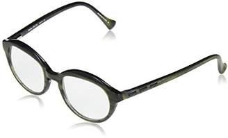 Vera Wang Women's Granite GRNTON20 Round Reading Glasses