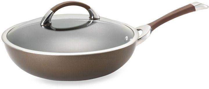 CirculonCirculon® Symmetry Chocolate Brown 12-Inch Covered Essential Pan
