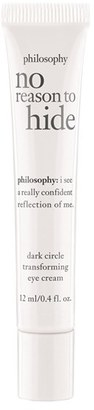 Philosophy 'No Reason To Hide' Eye Treatment $48 thestylecure.com