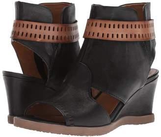 Miz Mooz Brianne Women's Wedge Shoes