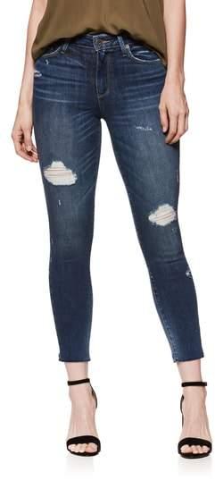 Transcend Vintage - Verdugo Ankle Skinny Jeans