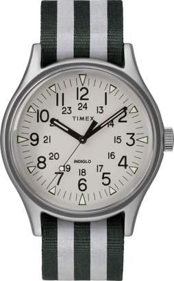 Timex R) MK1 Nylon Strap Watch, 40mm